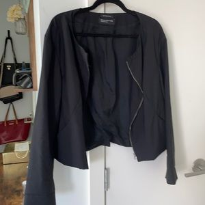 Jones NY black blazer
